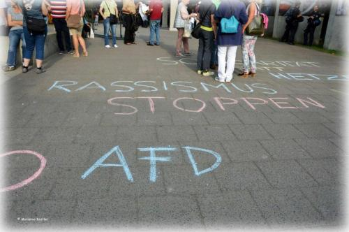 Demo gegen Rassismus 2017-08-25_001mks
